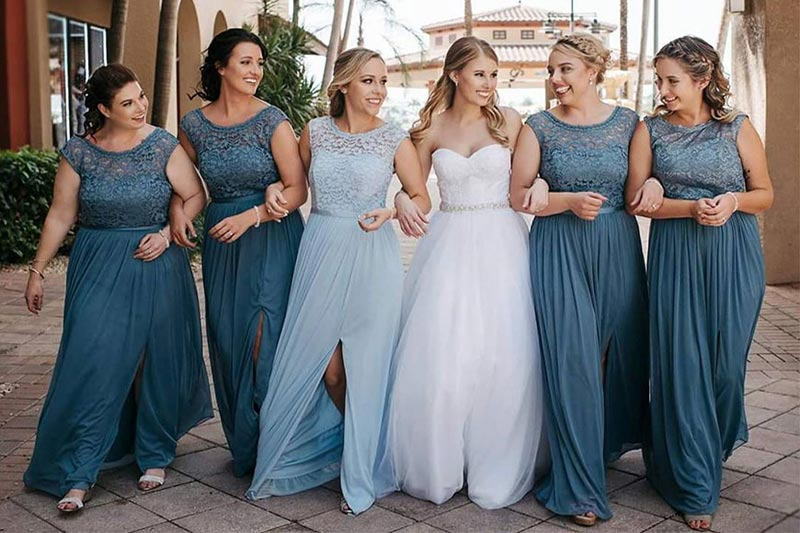 The Advantages of Having a Bridal Party
